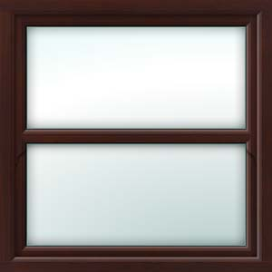 rosewood sliding sash window