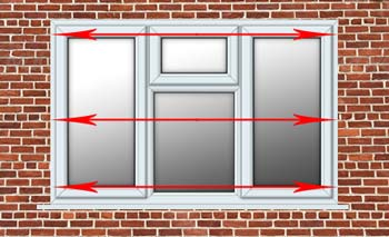 How To Measure A Upvc Window