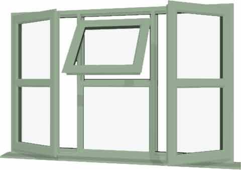 sale retailer 44935 6aa0f Chartwell Green UPVC Windows