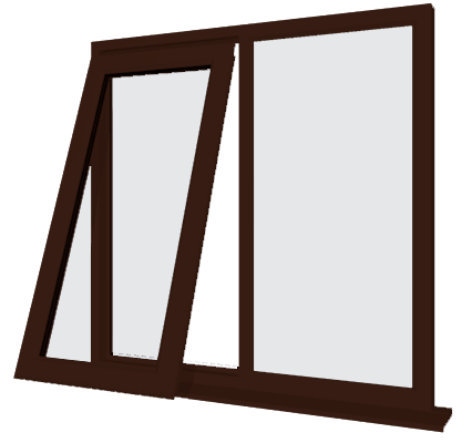 Rosewood upvc window style 16 buy online supply only for Buy house windows online