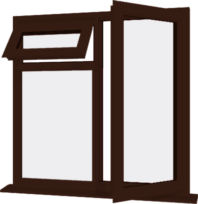 Rosewood upvc window style 21 buy online supply only for Buy house windows online
