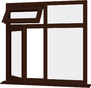 Rosewood upvc window style 69 buy online supply only for Buy house windows online