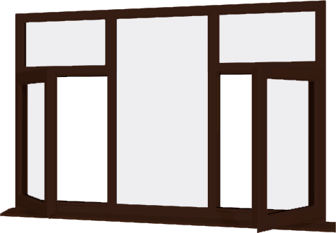 Rosewood upvc window style 87 buy online supply only for Buy house windows online