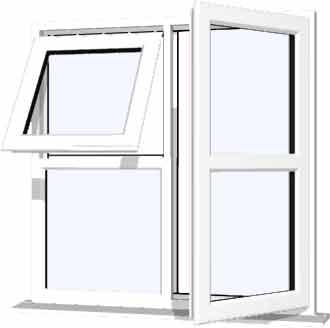 Swell Cottage Upvc Windows Interior Design Ideas Truasarkarijobsexamcom