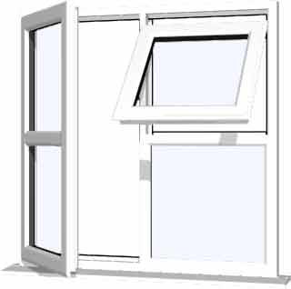 Excellent Cottage Upvc Windows Interior Design Ideas Truasarkarijobsexamcom