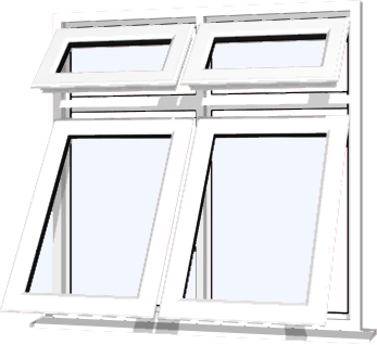 White upvc window style 66 buy online supply only for Buy house windows online